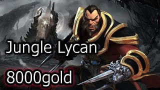 DoTa 2 How To Jungle Lycan