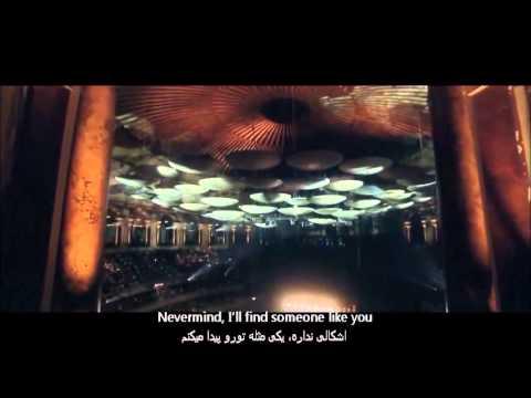Adele - Someone Like You - Sutitled in persian زیرنویس به زبان فارسی