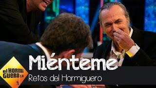 José Coronado o Pablo Motos, ¿quién miente mejor? - El Hormiguero 3.0