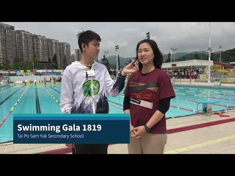 大埔三育中學 2018-2019 水運會 TPSY Swimming Gala