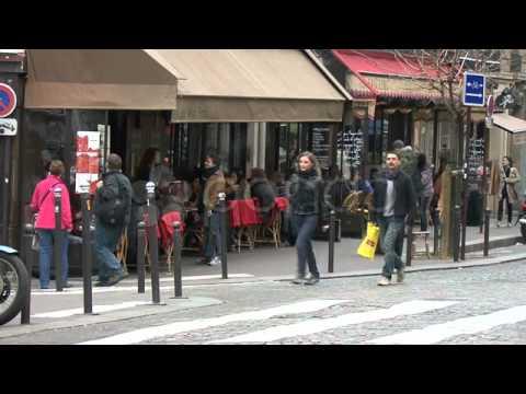 Paris Cafe - Montmartre