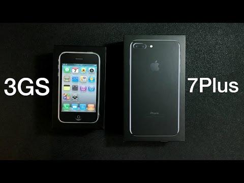 iPhone 3GS vs iPhone 7 Plus?