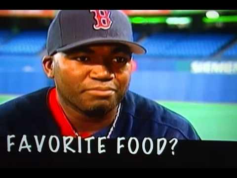 Funny Boston Red Sox Big Papi Clip!