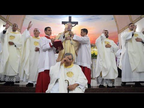 Santa Missa - Jubileu 75 anos da Paróquia São Jerônimo