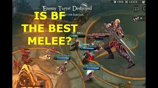 IS BF THE BEST MELEE IN VAINGLORY 5V5