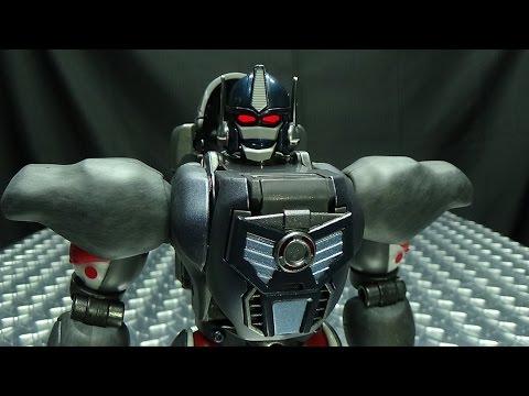 MP-32 Masterpiece OPTIMUS PRIMAL: EmGo's Transformers Reviews N' Stuff