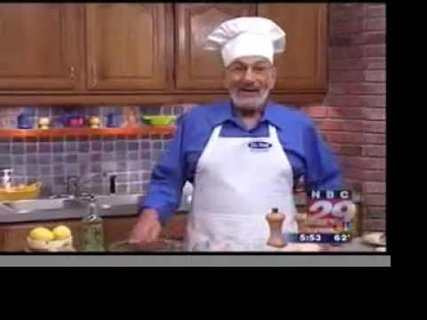 Mr. Food  Lemony Garlic Chicken