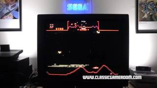 Classic Game Room - WILLIAMS ARCADE'S GREATEST HITS review for Sega Genesis