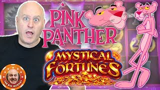 $25 SPINS! 🎰Pink Panther Mystical Fortunes with 3 BONUSES! 💥