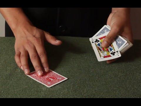 تعلم العاب الخفة # 459 المشاهد سيختار ورقتك magic trick revealed