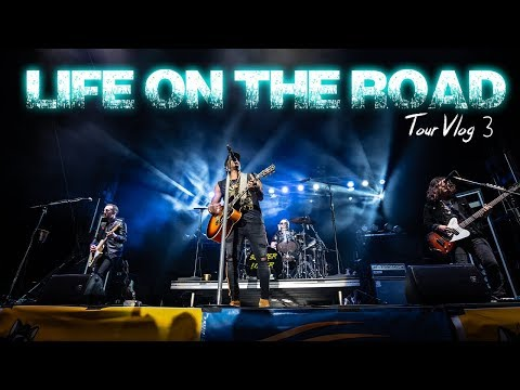 Ken Andrews - Go inside Jimmie Allen Life On The Road with Episode Three