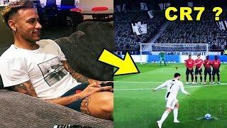 ELES HUMILHAM ATÉ NO VÍDEO GAME ! Neymar, CR7, MBAPPÉ .....!