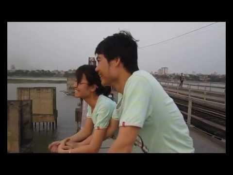 Clip. Tình yêu cảm động nhất. PR4K2 Hoa Binh University.