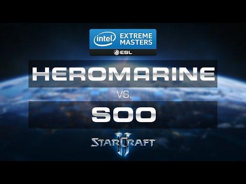 StarCraft 2 - Heromarine vs Soo(TvZ) - IEM 2015 Gamescom - Group A