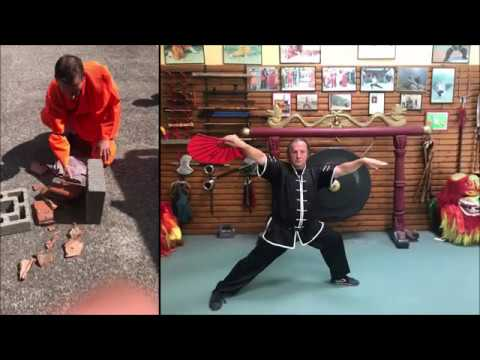 GM Walter Toch with Chinese Martial Arts a way of live