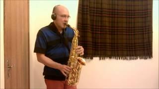 Alto sax over 42 (Am) - Hip HopReggae Instrumental - Zion Gate