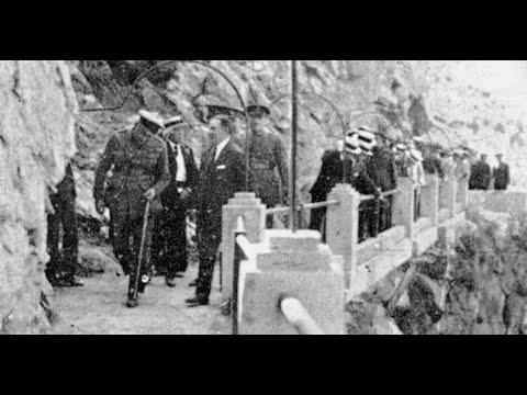 Caminito del Rey Alfonso XIII