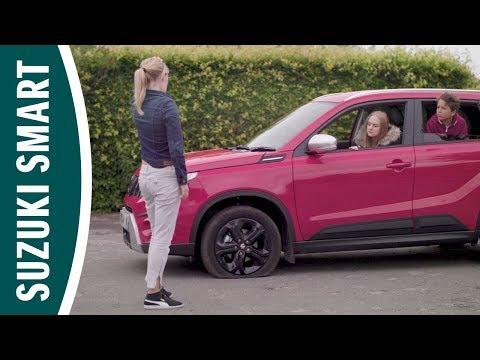 How To Fix A Flat Tyre | Get Suzuki Smart | Suzuki UK