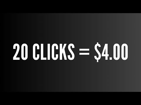 Get Paid Per Click 2021 ($1,000) | Make PayPal Money Online For Free