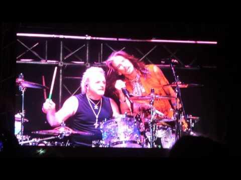 Aerosmith - Livin' On The Edge - Live in Israel 2017