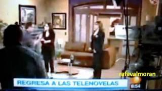 LUCIA MENDEZ EN AL RITMO DEL AMOR DE LUIS DE LLANO