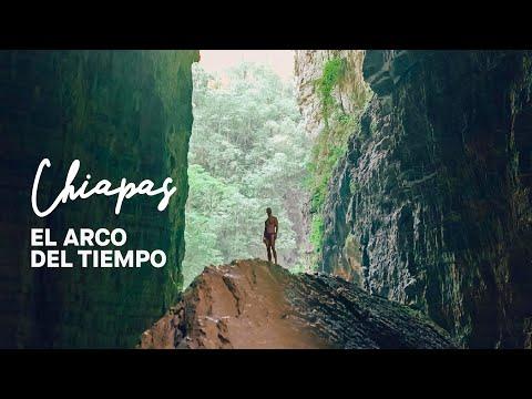 EL ARCO DEL TIEMPO, una aventura escondida en CHIAPAS (MÉXICO)   con Alan x el Mundo