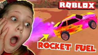 EST ROCKET FUEL FOR GIRLS ON ROBLOX?? Jailbreak - Rube Ruby