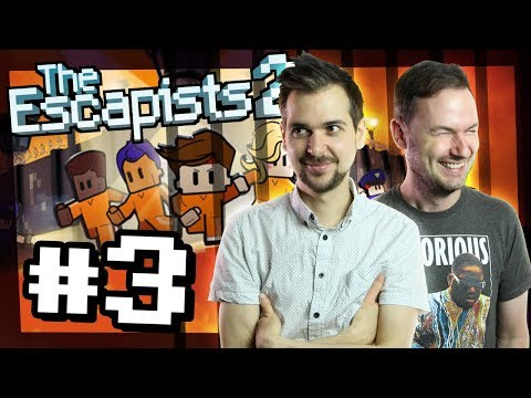 The Escapists 2 #3 - Employment Rules