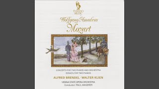 Concerto No. 10 for Two Pianos and Orchestra in E-Flat Major, K. 365: I. Allegro