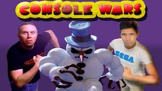 Console Wars - ClayFİghter - Super Nintendo vs Sega Genesis