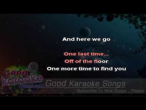 Nothing Left  to lose - Mat Kearney (Lyrics Karaoke) [ goodk