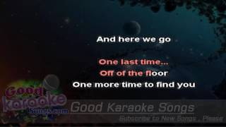 Nothing Left  to lose - Mat Kearney (Lyrics Karaoke) [ goodkaraokesongs.com ]