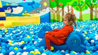 Milusik Lanusik and Kidzoona Playground