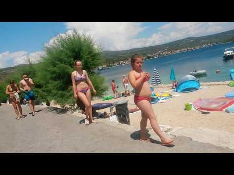 Rogoznica, Croatia 2016 - Crljina Beach