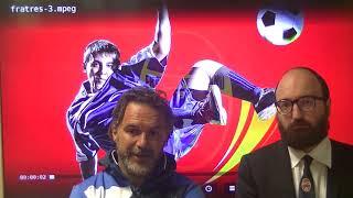 Interviste post partita semifinale playoff Fratres Perignano - Armando Picchi