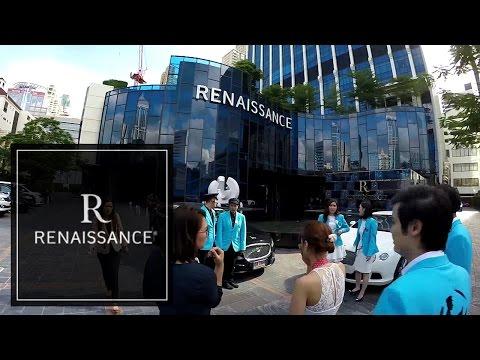 Renaissance Hotel Bangkok (BTS Chitlom Station)