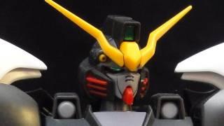 MG Deathscythe Hell (Part 2: Parts) Gundam Wing Endless Waltz gunpla review
