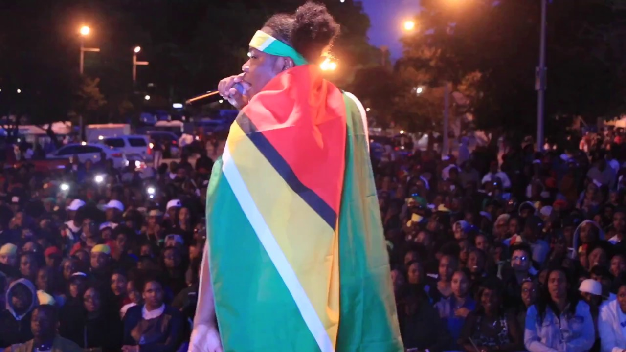 Guyana Independence Celebration Performance In Brooklyn