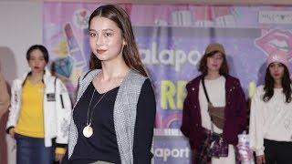 モデルNikiが90年代リバイバルファッションショーに出演!「世界で最も美しい顔100人」に選ばれ人気急上昇中! thumbnail