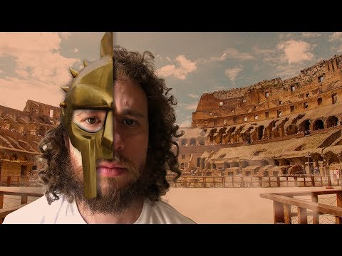 Así era la vida de los GLADIADORES ROMANOS   Coliseo