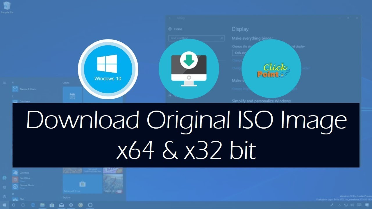 windows 10 april 2018 update iso free download