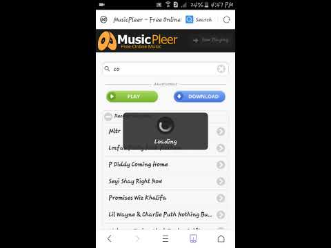 How to download any music for free