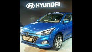 HYUNDAI Elite i20 FACELIFT 2018 LATEST FETURES AND LOOKS