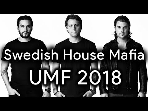 Swedish House Mafia – Live @ Ultra Music Festival, UMF Miami 2018 (Live Tracklist)