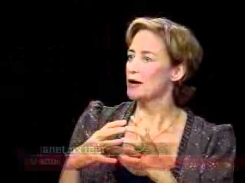 Janet McTeer and Harriet Walter talk about the play 'Mary Stuart' 2009  Charlie Rose