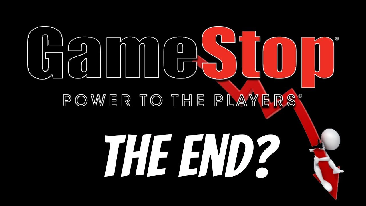 Is This The End For GameStop??