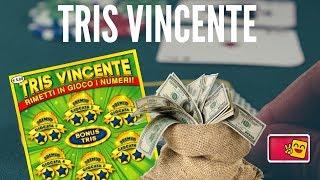 Gratta e Vinci   Tris Vincente   VINTO CON IL 17