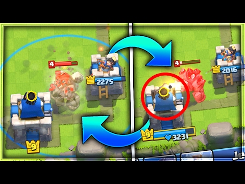HIDDEN SECRET! | ACTIVATE YOUR KING TOWER EVERY BATTLE In Clash Royale!