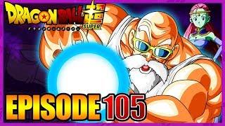 Prédictions et synopsis autour de l'épisode 105 de Dragon Ball Supe...