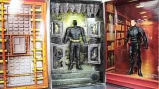 Video The Dark Knight Rises Movie Masters Bruce Wayne To Batman SDCC 2012 Exclusive Figure Review download MP3, 3GP, MP4, WEBM, AVI, FLV Juli 2018